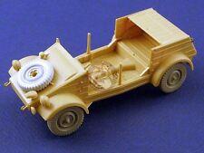 Panzer Art 1/35 Road Wheels for Volkswagen VW Kubelwagen WWII (w/Spare) RE35-030