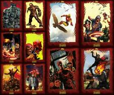 Topps Marvel Collect MARVEL ZOMBIES 2019 [10 CARD RED SET] Avengers+