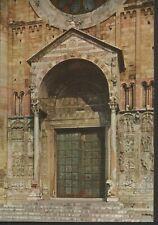 Alte Postkarte - Verona - Hl. Zenus-Basilika - Portal