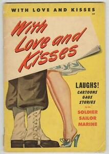 With Love and Kisses 1943 VG-