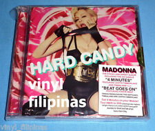 PHILIPPINES:MADONNA - Hard Candy CD,RARE,Promo Tags,PINK CD Limited,UNPLAYED.OOP
