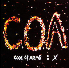 Code Of Arms C.O.A. MUSIC CD
