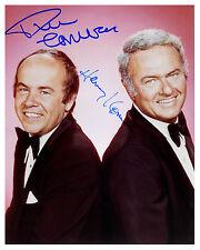 REPRINT - HARVEY KORMAN TIM CONWAY Carol Burnett Show autographed signed photo
