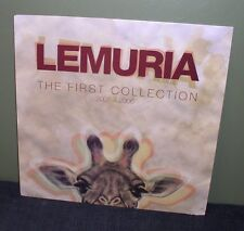 "Lemuria ""First Collection"" LP Orig The Ergs Andrew Jackson Jihad Sealed"