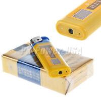 HD Mini DV USB Spy Hidden DVR Cam Camera Lighter Video Recorder Camcorder