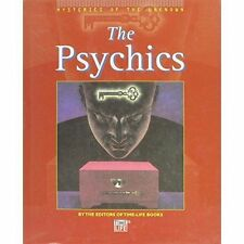 The Phychics (Mysteries of the Unknown), Time Life Books, New Book