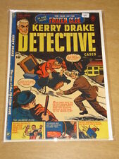 KERRY DRAKE DETECTIVE CASES #27 VG (4.0) HARVEY COMICS AUGUST 1951