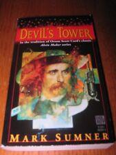 Devil's Tower by Mark Sumner - 1st DelRey PB edition (1996)