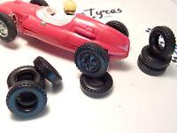 8 pneus AR urethane COOPER  SCALEXTRIC