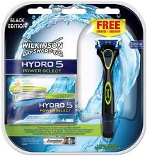 Wilkinson Sword Hydro 5 POWER Select Set (Razor + 5 Blades)