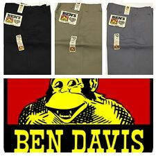 "BEN DAVIS MEN 14"" SHORTS - ORIGINAL BEN'S CLASSIC 50/50 BLEND"