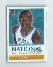 2011 Upper Deck National Convention #NSCC1 Michael Jordan Bulls UNC