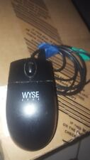 Wyse PS2 Scroll Mouse MO42KOP Lot of 3