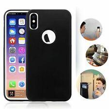 Anti-gravity Coque + Nano-Glasfolie Pour Apple IPHONE X Verre de Protection Étui