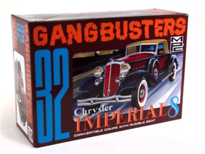"""MPC 1:25 1932 Chrysler Imperial """"Gangbusters"""", #R2MPC926"""