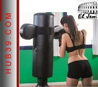 2 Pao boxe double usage El Jem Made in Italy  Sac pas de boxe inclus