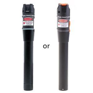 10-30Km Visual Fault Locator Fiber Optic Cable Tester Red Light Test Equipment