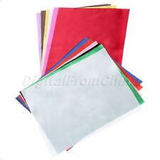 15Pcs 20*25cm Satin Fabric Patchwork Tissus Textile Sewing Quilting Craft DIY