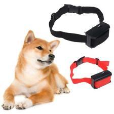 Pet Collar Electric Shock Training Stop Barking Dogs Puppy Control Anti Bark K