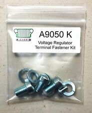 Jeep Willys MB, Ford GPW A9050 Voltage regulator terminal fastener kit, G503