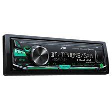 JVC KD-X340BTS Single DIN Bluetooth In-Dash Digital Media Car Stereo w/ Pandora