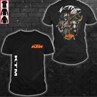 KTM Men's US T-Shirt Top Gift