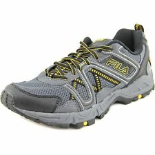 Men's Fila Ascente 15 US 9.5  M Gray Hiking Shoe