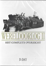 Wereld Oorlog 2 D-day   - new seald dvd