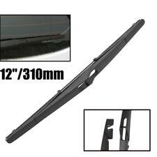"12"" Rear Window Windshield Wiper Blade Fit For Ford Fiesta Mk7 Focus Mk3 Mondeo"