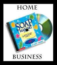 Start a soap making business at home great for ebay car boot sales markets etc