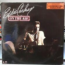 "EDDIE COCHRAN ""ON THE AIR"" LIVE ROCK & ROLL 70'S LP UNITED ARTISTS 29.380"