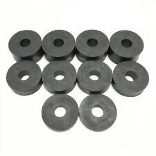 pack 12 4 x 15 mm 4 x 10 mm 4 x 5 mm Caoutchouc Spacer Standoff Rondelles 4 mm M6
