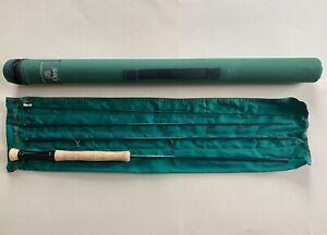 Orvis Trident TL Fly Rod, Tip Flex 9.5, 9ft. 4pc. 6wt. +Sock & Tube *MINT*