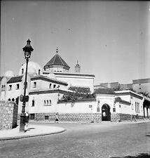 PARIS c. 1948 - La Grande Mosquée de Paris - Négatif 6 x 6 - N6 P162