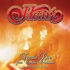 Fanatic Live From Caesar's Colosseum (CD/DVD Deluxe Ed.), New Music