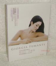 Giorgia Fumanti Collection Best Hits Taiwan Ltd CD+DVD w/BOX