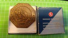 original Nskk car badge 1938 rally Grossglockner Bergpreis von Deutschland Wwii