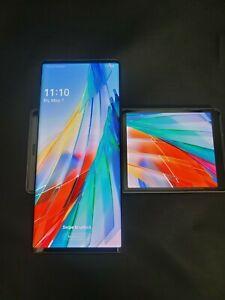 LG Wing 5G LMF101V - 256GB - Gray (Verizon) (No Cellular, WiFi Only) DEMO UNIT