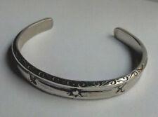 Stainless Steel  Decorative  Bracelet Cuff