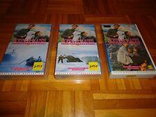 Jon Svensson  Nonni & Manni Teil 1 - 2 und 3  VHS Raritäten