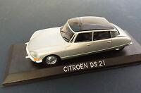 CITROEN DS 21 VOITURE 1/43 IXO IST DS21 - LEGENDARY CAR AUTO - B55