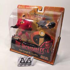 Disney Pixar Incredibles Super Strength Mr Incredible Toy Humph Action Figure