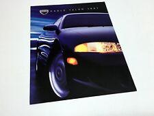1997 Eagle Talon Poster Brochure