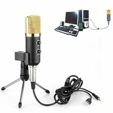 Micrófono Condensador Profesional MyArmor Pro Audio Studio Vocal Grabación Mic W