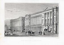 1831 ANTIQUE PRINT-France Paris garde meuble vers la Place Louis XVI (36)