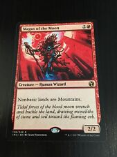 MTG MAGIC ICONIC MASTERS - MAGUS OF THE MOON (NM)