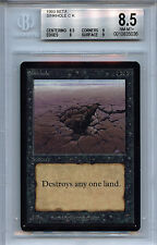 MTG Beta Sinkhole BGS 8.5 NM/MT+ Card Magic Amricons 5036