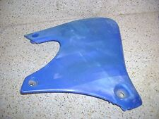 2001 Yamaha WR250F WR 250 F WR250 Dirt Bike Right Front Side Cover Panel #4 E10
