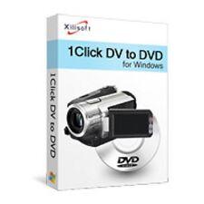 1Click DV to DVD,convert backup DV & mini DV to DVD,ISO or PC