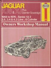 Workshop Manual Jaguar Daimler XJ6 XJ40 Saloon 1986-94 New Shop Service Repair